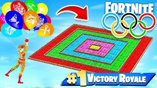 BALLOON OLYMPICS *NEW* Game Modes in Fortnite Battle Royale thumbnail