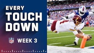 Every Touchdown Scored in Week 3 | NFL 2021 Highlights