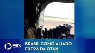 Trump Designa Brasil Como Aliado Extra Da OTAN