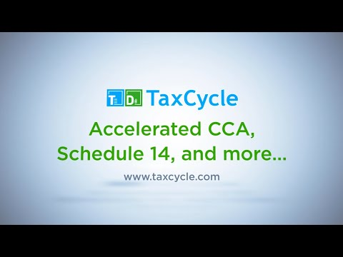 Accelerated CCA, Schedule 14, And More... - March 14, 2019