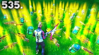 ALL THIS LOOT FROM ONE AIRDROP.. Fortnite Daily Best Moments Ep.535 Fortnite Battle Royale Funny
