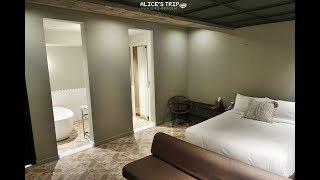 부산호텔투어 - 다대포 오이아 호텔 오션 스위트 룸투어…