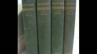 Herodotus (The Histories) - Complete Audio Book Recording (Book VII Polymnia 1 of 2)