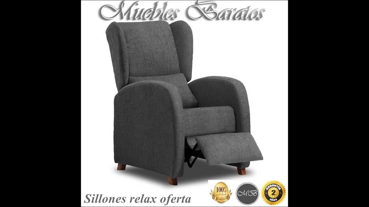 Sillones relax baratos cool silln relax modelo castelar for Fabrica de sillones baratos