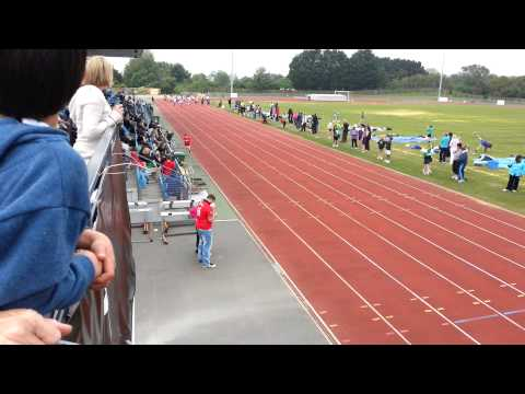 Lucas Ozanne Guernsey primary schools athletic championship