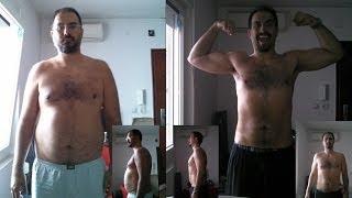 15 WEEKS FREELETICS - Body Transformation