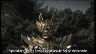 Especial de Garo: La Bestia Demoníaca del Sol de Medianoche Trailer