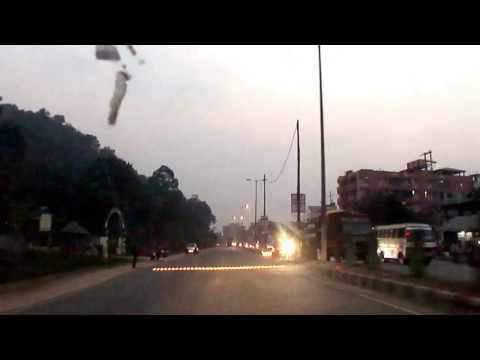Guwahati University bypass