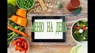 МЕНЮ НА ДЕНЬ/Бутерброды/Горшочки в духовке/Орешки/Мясо по-французски