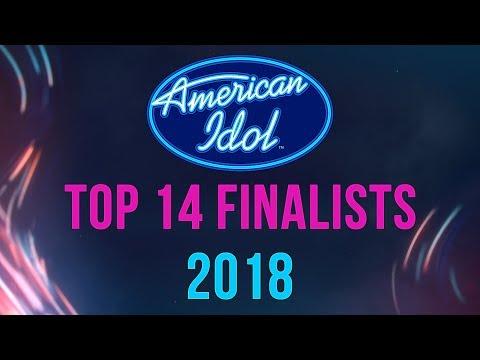 Finalis American Idol Top 14 MUSIM 16   American Idol 2018