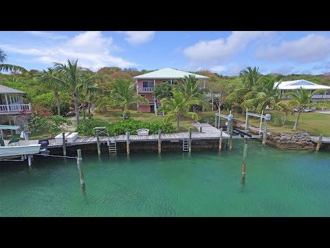Jazzmo - Abaco Bahamas Waterfront Home for Sale
