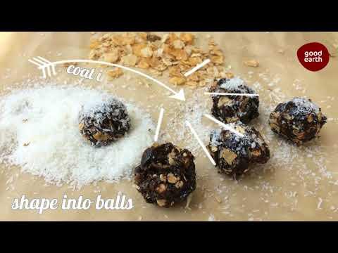 Avesta Good Earth Foods - Chocolate Ladoos Muesli