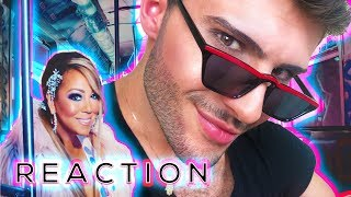"""""""A NO NO"""" - Mariah Carey (MUSIC VIDEO REACTION) *tw: extreme fangirling* Video"""