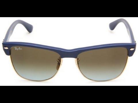 8315de0f55 Ray-Ban 0RB4175 Square Sunglasses - YouTube