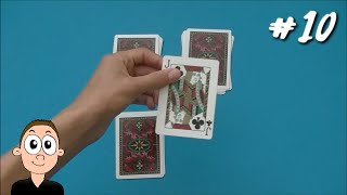 Card Trick 10: Jack The Bounty Hunter