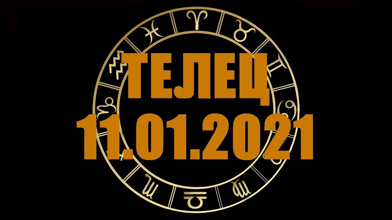 Гороскоп на 11.01.2021 ТЕЛЕЦ