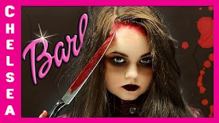 Killer Barbie Makeup Tutorial - Chelsea Crockett