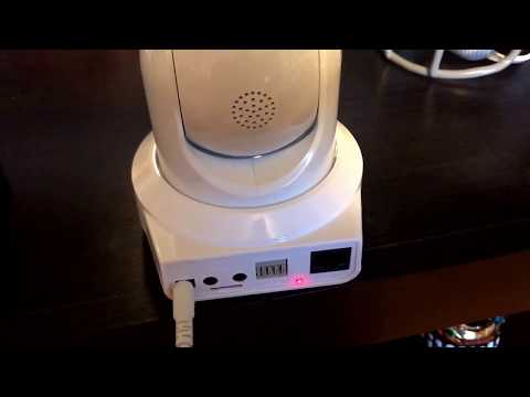 Amcrest View How to Reset and Reconnect yours to a new router or same router with new settings.