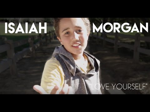 "Justin Bieber ""Love Yourself"" - Cover By Isaiah Morgan"