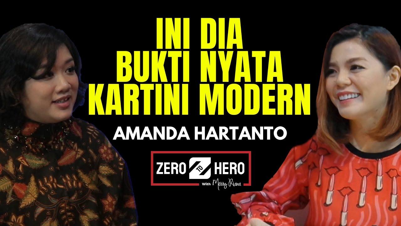 CERITA AMANDA HARTANTO TENTANG KEKUATAN DOA & KEBESARAN HATI | ZERO TO HERO | Merry Riana