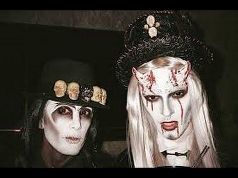 Карнавальные костюмы на хэллоуин своими руками