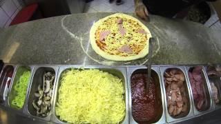 Pizza Al Forno With Gopro
