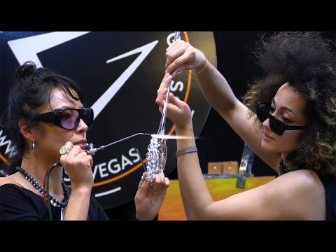 Glass Vegas - Cha Cha Chainz & Sibelley Demo