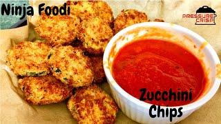 Ninja Foodi Zucchini Chips