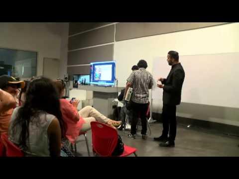 Lecture: La enseñanza en la NYFA (New York Film Academy)