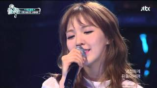 [150609] JTBC 100 People 100 Songs Wendy - Distant Memories Of You (기억속의 먼 그대에게) Cut