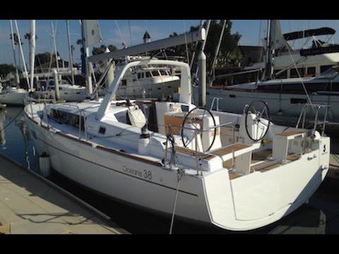 2016 Beneteau Oceanis 38 Available In San Diego Video Walkthrough