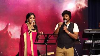 Kanmani Anbodu - Mimicry Naveen Show in Toronto