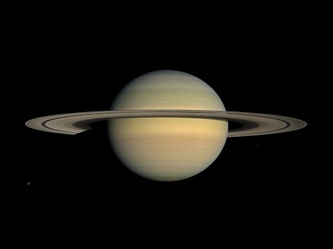 Our Solar System's Planets: Saturn | in 4K Resolution