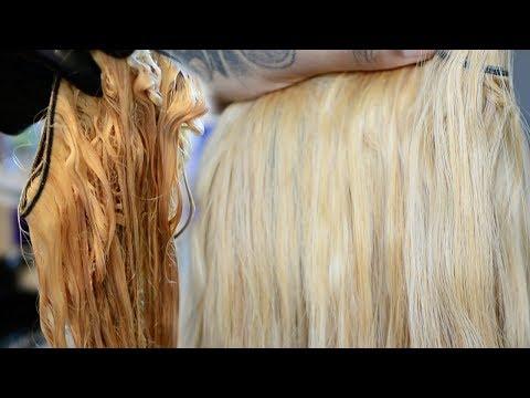 Beginner lace series | Bleaching hair blonde | Does boiling hair work ACTUALLY WORK!?!? | Part 1