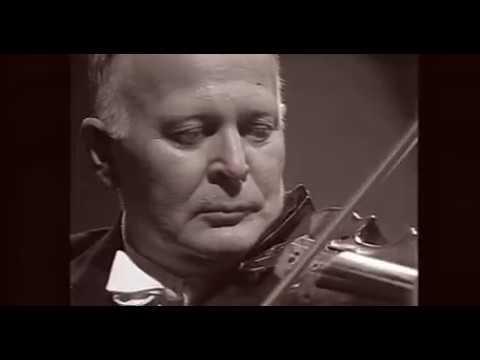 Theo Olof speelt vioolconcert van Brahms