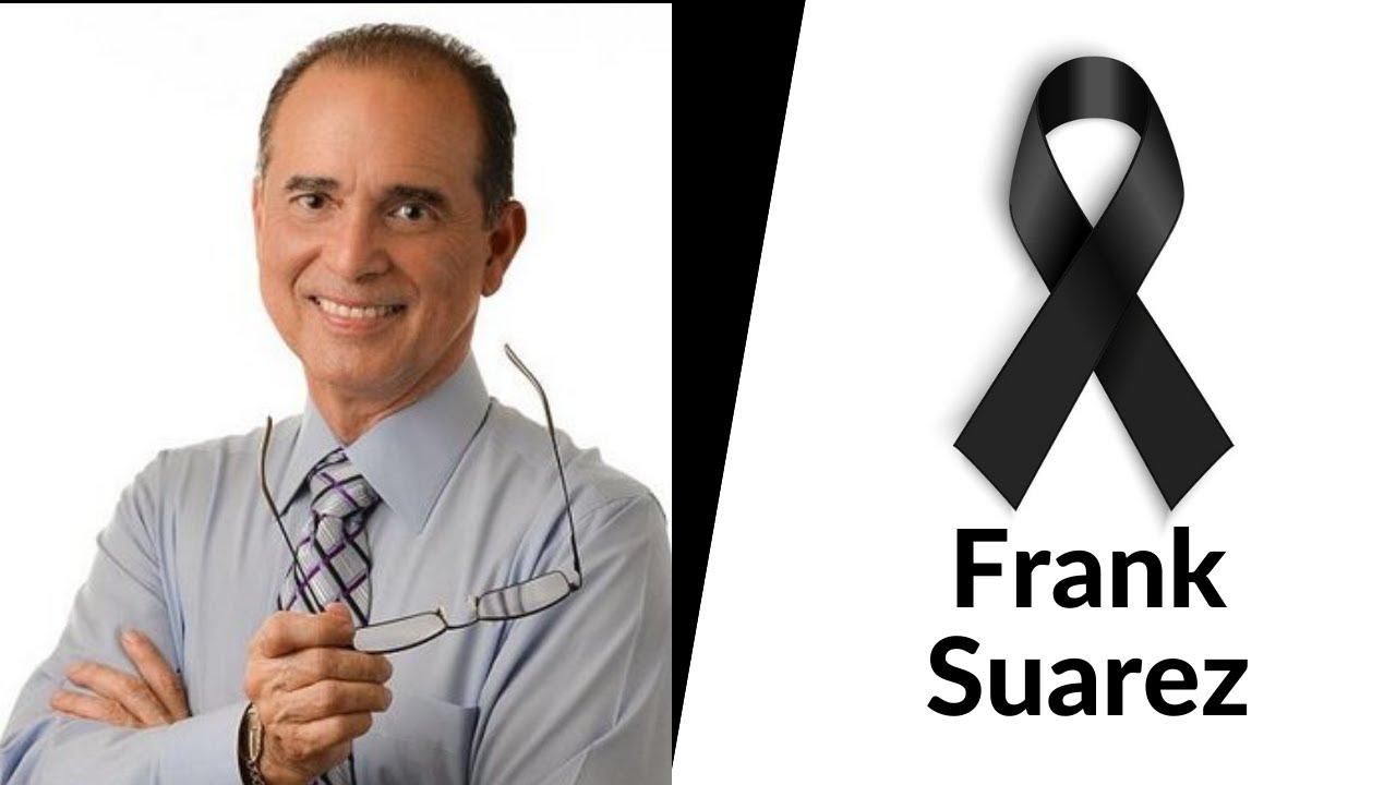 Frank Suarez que le paso