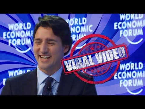 Fareed Zakaria's NEVER BEFORE SEEN chat with Justin Trudeau at Davos! (satire)