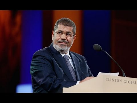 Egypt's ousted president Mohamed Morsi alive and well, says EU's Ashton