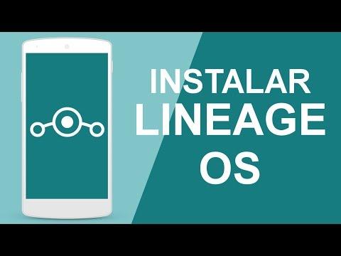 Instalar Lineage OS con Android 7.1 en cualquier móvil