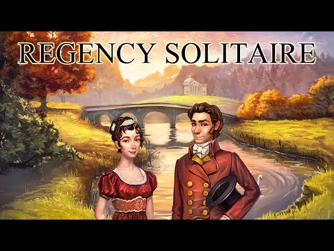 Regency Solitaire - Card Game of Awesome