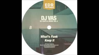 DJ Vas - Keep It