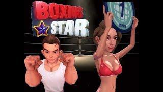 Boxing star (iniciando) gameplay español by Worthy Cleric