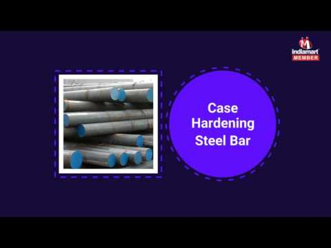 Alloy And Die Steel Bars by DV Steels, Ahmedabad