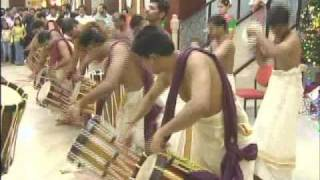 Best Chenda Melam WMC Global Meet in Abu Dhabi