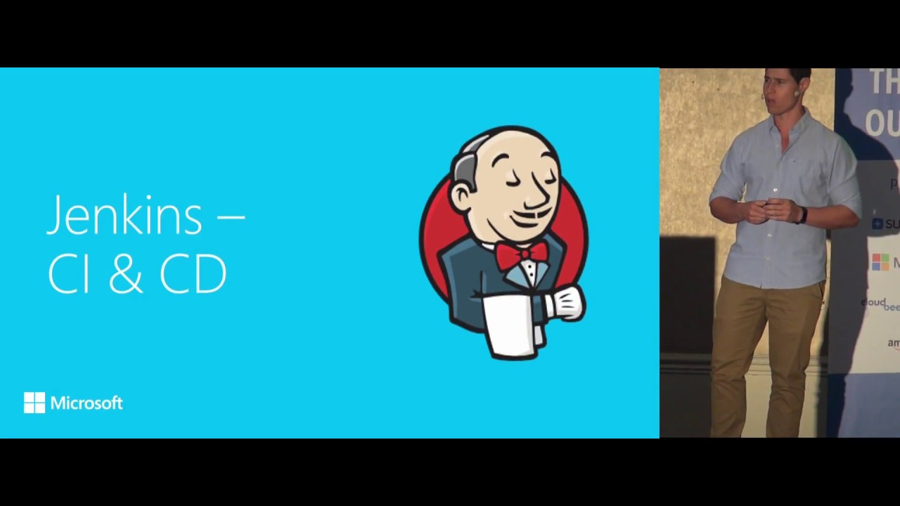 Microsoft and Jenkins Love Story - The Complete DevOps Pipeline