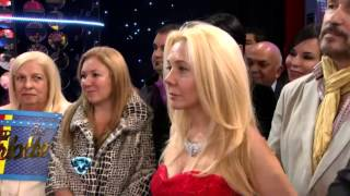 Había mucha expectativa por el debut de Charlotte Caniggia en Bailando y por cómo se iba a comportar al lado de Marcelo Tinelli. La chica se mostró igual que ...