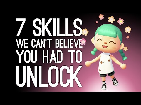 7 Skills We Can't Believe You Had to Unlock: The Return