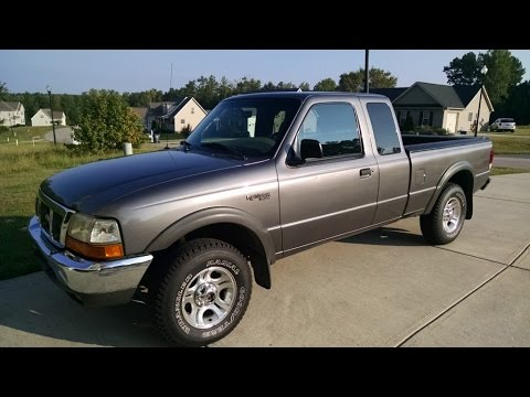1998 ford ranger manual transmission identification