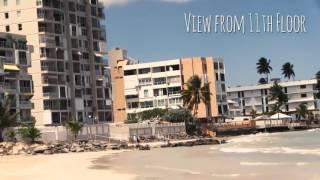 Isla Verde, San Juan, Puerto Rico - Beach Front Apartment Rental