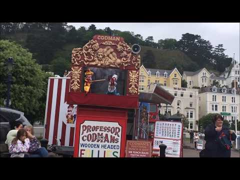 Punch and Judy Show, May 2017